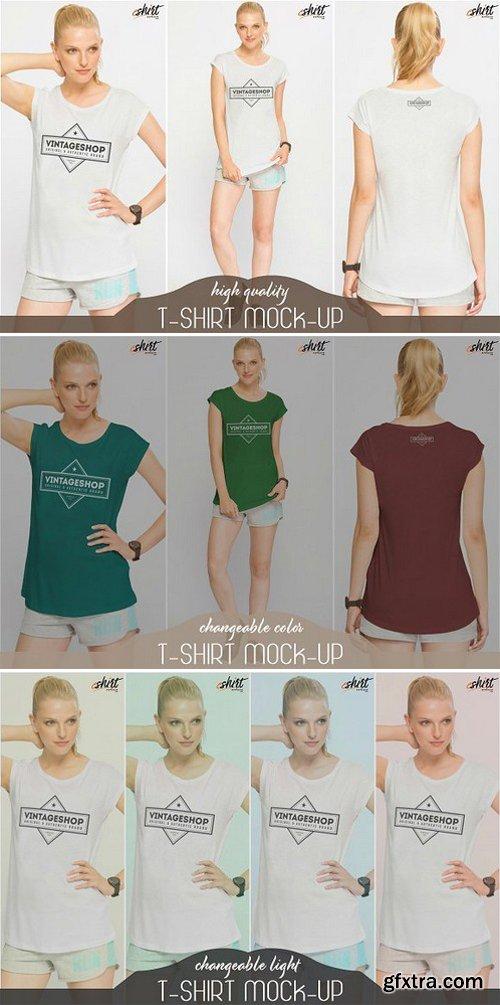 CM - Tshirt Mockup 1118465