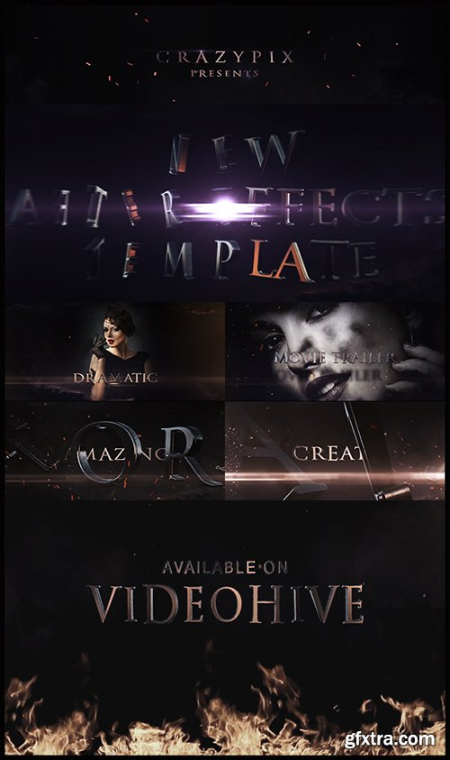 Videohive Action Trailer 18062095