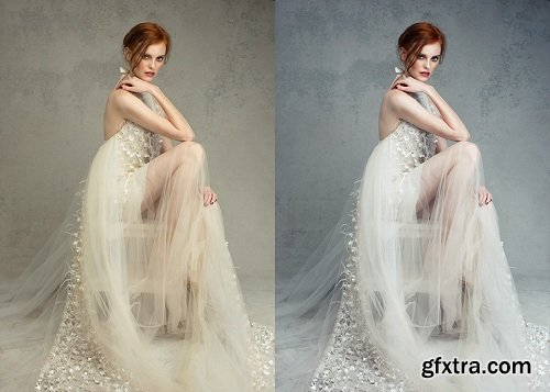 Greater than Gatsby - The Editorial Collection Photoshop Actions