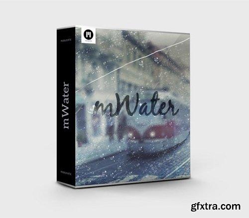 motionVFX - mWater: 75 organic 2K water elements (H.264 version )