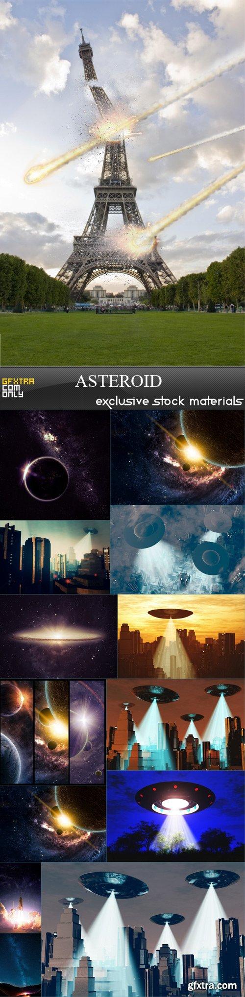Asteroid - 11 JPEG