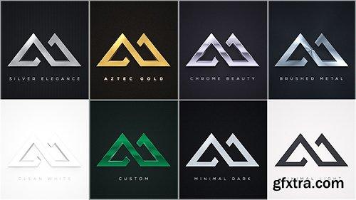 Videohive Elegant Logo Reveals Pack 19102569