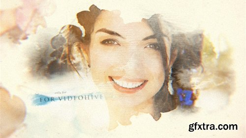 Videohive Watercolor Story 12073598