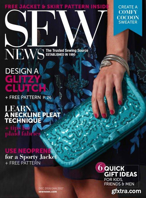 Sew News - December 2016/January 2017