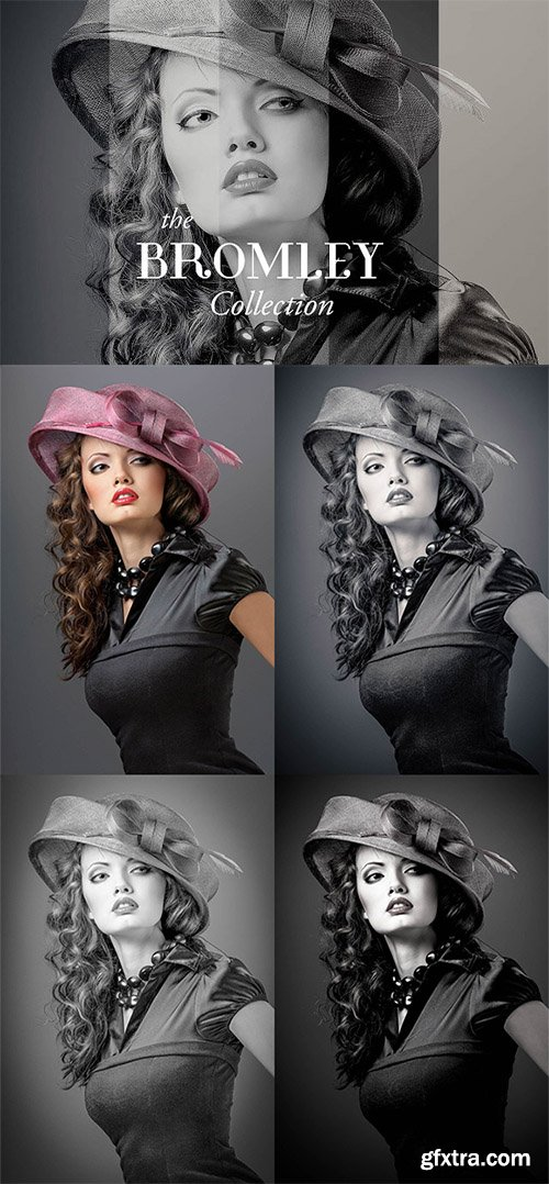 The Bromley Collection: LR5 Presets - CM 17992..
