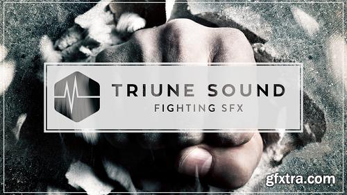Triune - Triune Sound: Fighting SFX
