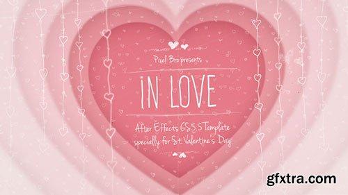 Videohive - In Love - 14433785