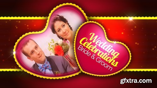 POND5 Wedding Celebrations After Effects Template 70961241