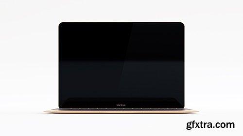 "12"" Apple MacBook 2016 - 3dOcean 17665689"