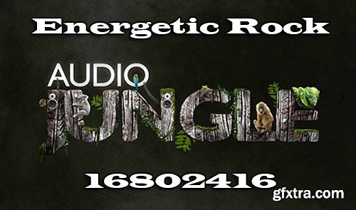 Audiojungle Energetic Rock 16802416