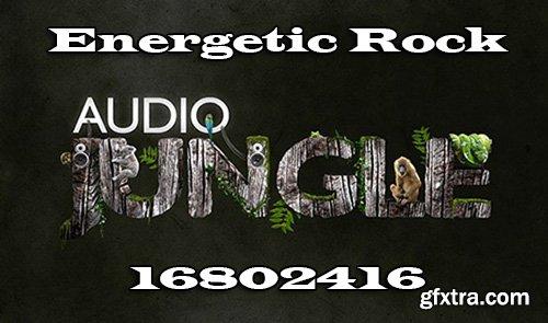 Audiojungle Energetic Rock 16802416