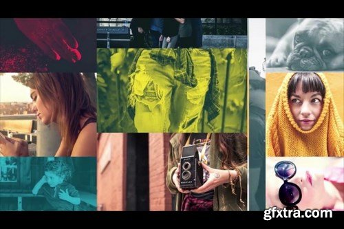 Positive Opener After Effects Templates