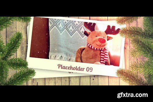 Fast Christmas Opener After Effects Templates