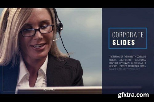 Corporate Presentation 2 - After Effects Templates