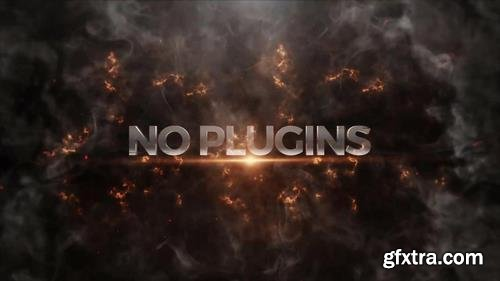 Powerful Movie Trailer After Effects Templates
