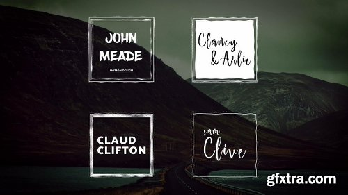 Videohive Title Pack 19166353