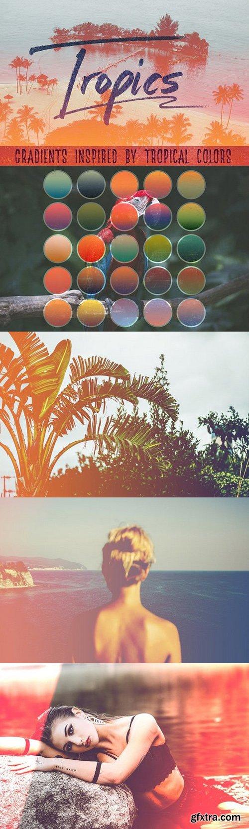 CM - Tropics - 25 Tropical Gradients 1158329