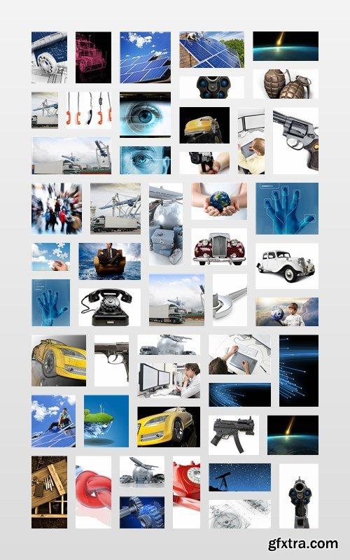 Shutterstock – Technics & techology