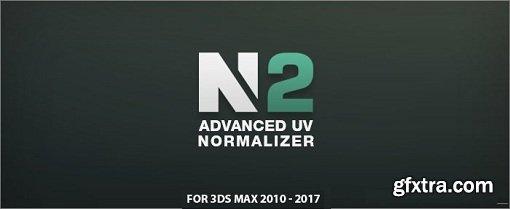 Advanced UV Normalizer v2.1.0 for 3ds Max 2010 - 2017