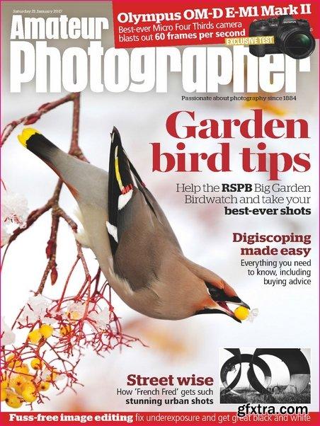 Amateur Photographer - 21 January 2017