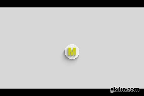 Simple Minimal Logo After Effects Templates