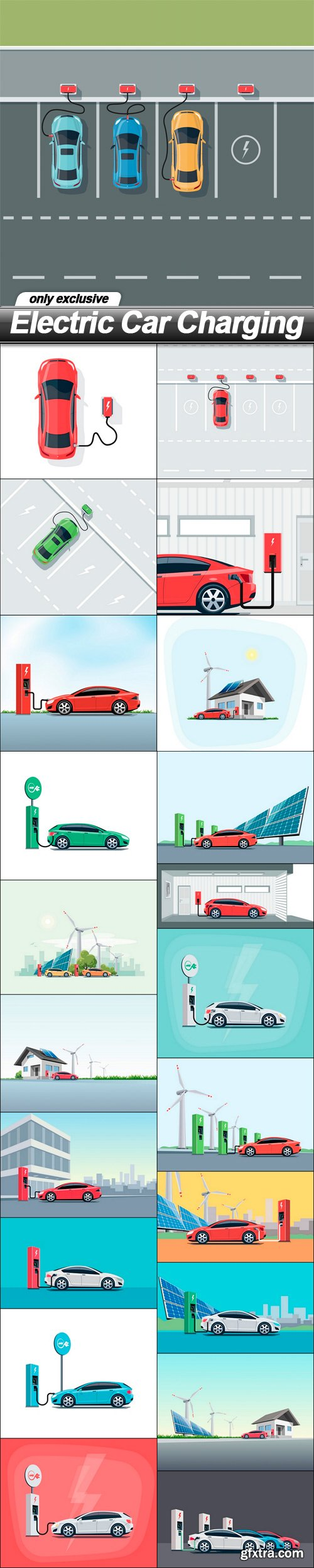 Electric Car Charging - 22 EPS