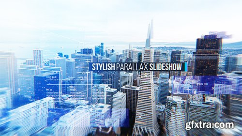 Videohive Stylish Parallax Slideshow 18091699