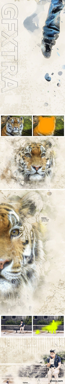 Graphicriver - Paintum Ps Action 11447345