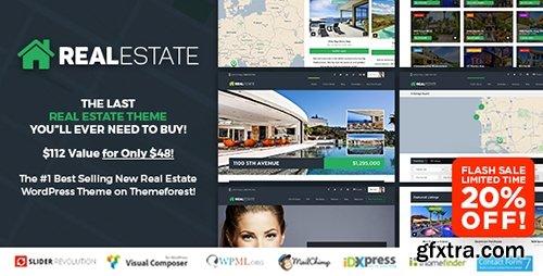 ThemeForest - WP Pro Real Estate 7 v2.5.4 - Responsive Real Estate WordPress Theme - 12473778