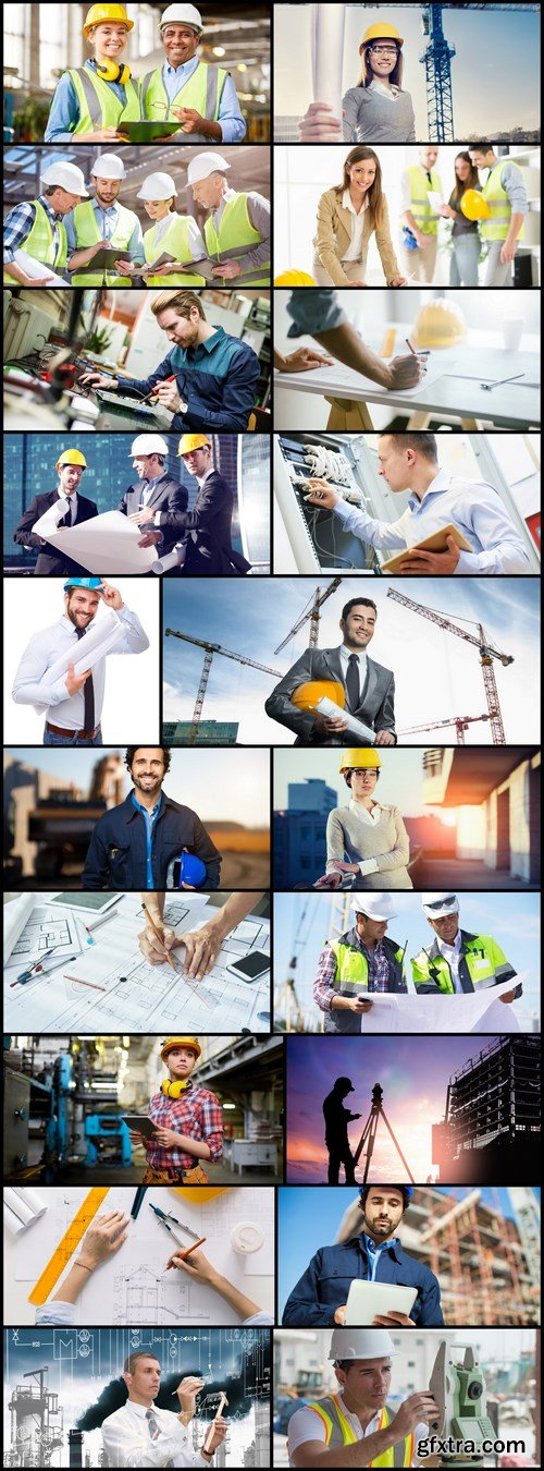 Engineer Working - 20 HQ Images
