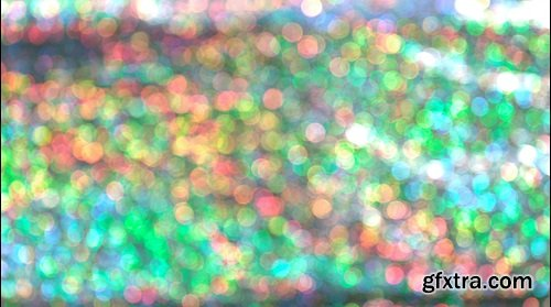 Сolorful fuzzy lights