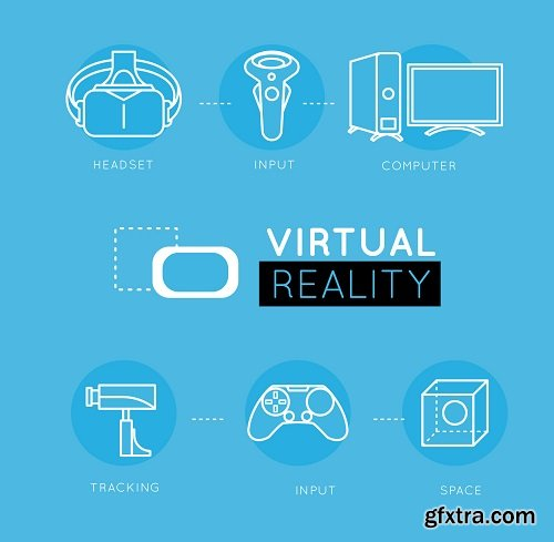 Virtual reality elements 2