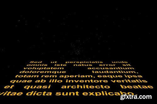 Star Wars Opener After Effects Templates