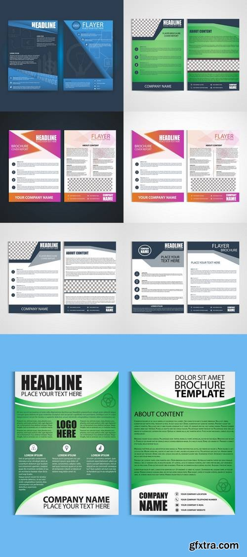 Brochure Design - Flyer Template