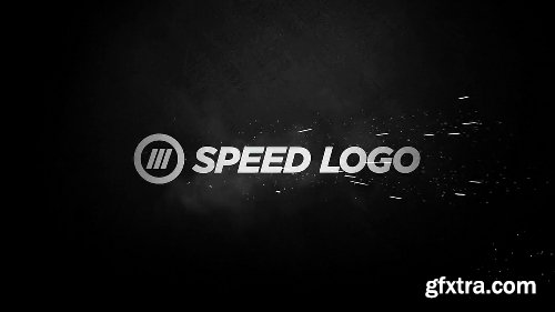 Videohive Black And White Logo Reveal 17258360