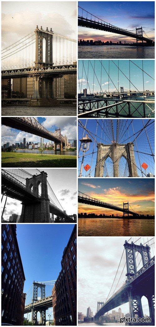 Brooklyn bridge 9X JPEG