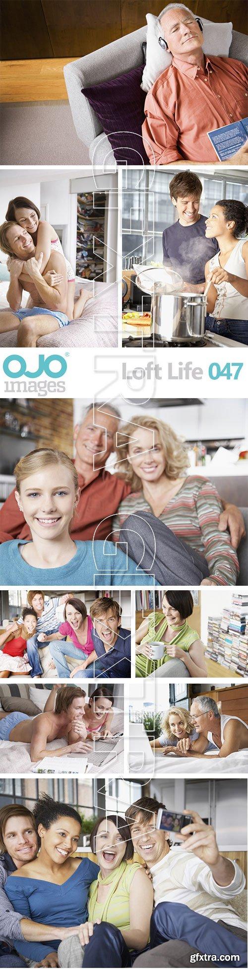 OJO Images OJ047 Loft Life