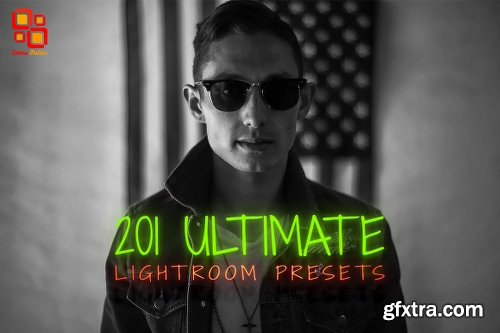 201 Ultimate Lightroom Presets Bundle