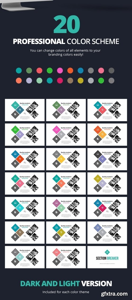 GraphicRiver - Boost Up – Business Powerpoint Template 18294005
