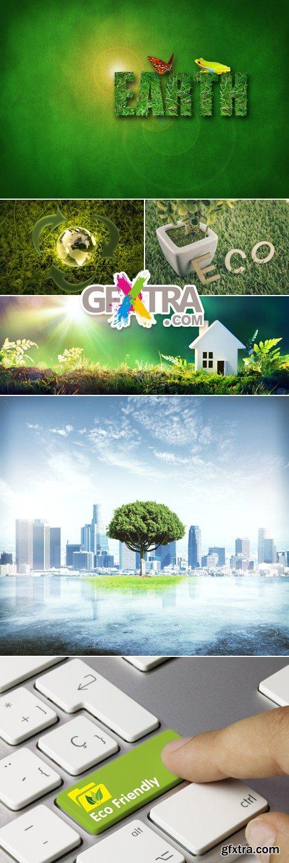 Stock Photo - Ecology Concept