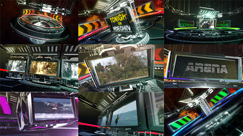 VideoHive - Arena - The Action Opener 9089131