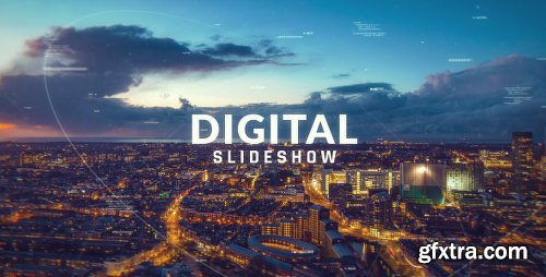 Videohive Digital Slideshow 19036237