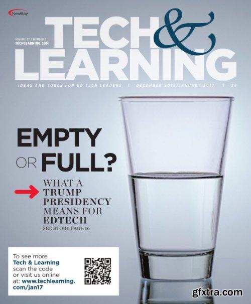 Tech & Learning - December 2016/January 2017