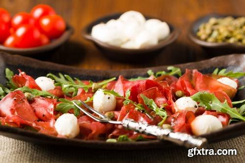 Beef Carpaccio Served