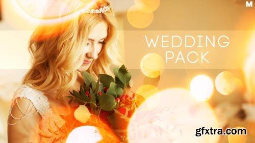 Videohive - Wedding Titles Slideshow Light Leaks - 19327406