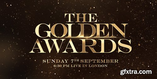 Videohive Golden Awards Promo 17519784