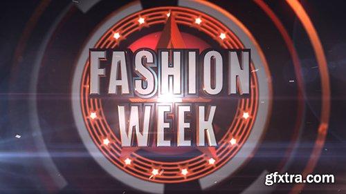 Videohive Fashion Week 17451957