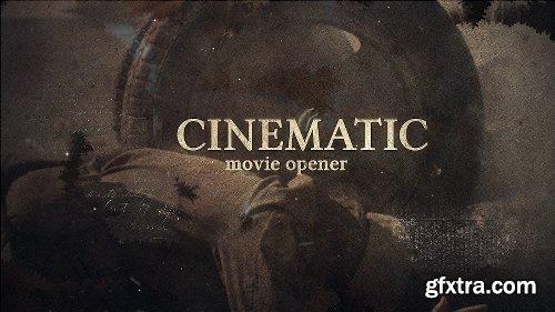 Videohive Cinematic History 16519242