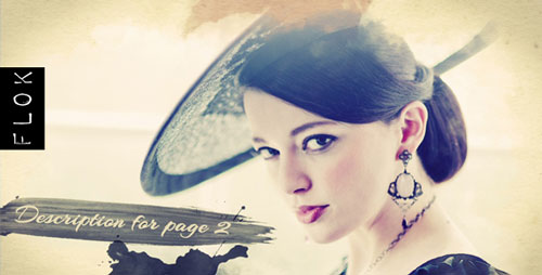 VideoHive - Ink Drops 19336629