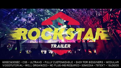 VideoHive - Rockstar Trailer 19348624